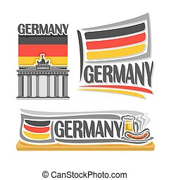 Logo for Germany