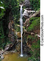 Mok Fa waterfall