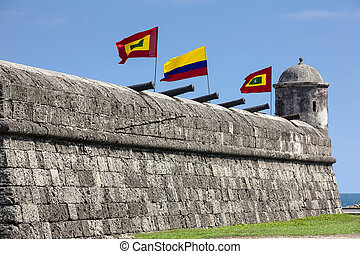 Bulwark of Santo Domingo
