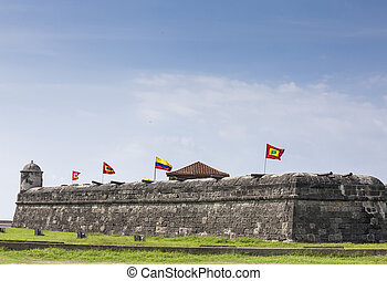 Bulwark of Santo Domingo