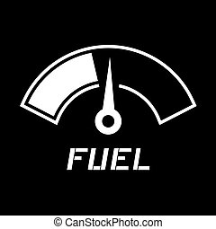 fuel indication - Creative design of fuel indication