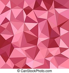 Color irregular triangle mosaic background - Color irregular...