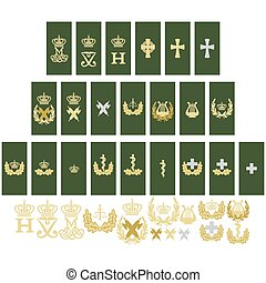 Insignia Service of the Armed Force