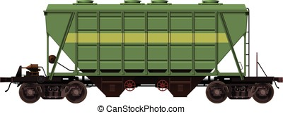the green wagon