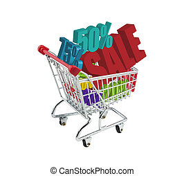 shopping trolley sale offers and reductions in trolley