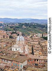 Insigne Collegiata di Santa Maria in Provenzano in Siena,...