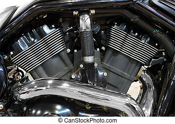 motorcycle power engine