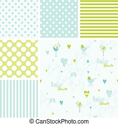 Set of patterns