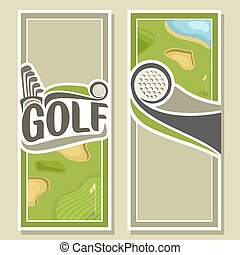 Theme of golf