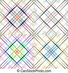 abstract backgrounds, diagonal lines on white background