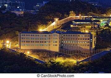 Tai Lam Correctional Institution , hong kong prison