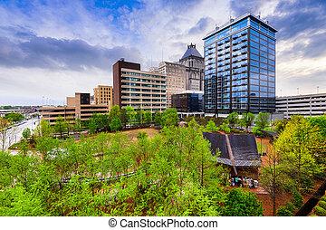 Greensboro North Carolina - Greensboro, North Carolina, USA...