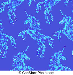 Air unicorn pattern - Air unicorn Smoke texture pattern...