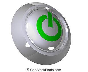 Power switch symbol