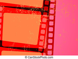 abstract Background - illustration of retro Grunge Abstract...