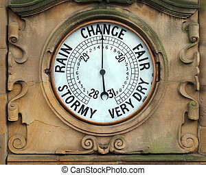 Barometer - Weather barometer