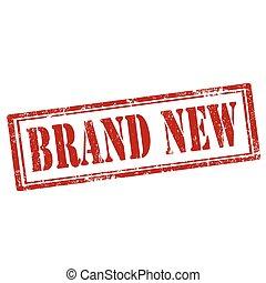 Brand New-stamp