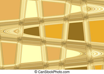 Golden Light Abstract  Background.
