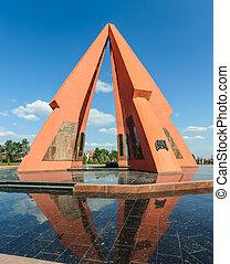 Memorial Eternity, Chisinau, Moldova - Memorial in honor of...