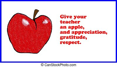 Appreciate Teachers - Education cartoon to appreciate...