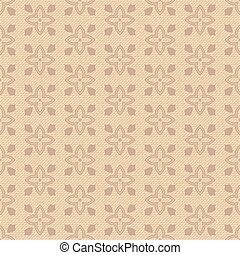 Seamless pattern. Endless pattern can be used for ceramic...