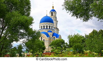 Dormition of the Mother of God in St.Tikhon Pustyn - The...