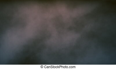 Swirling Storm Clouds Closeup Loop