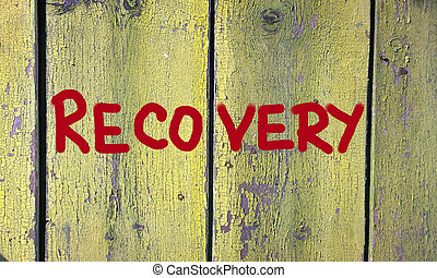 Recovery Concept