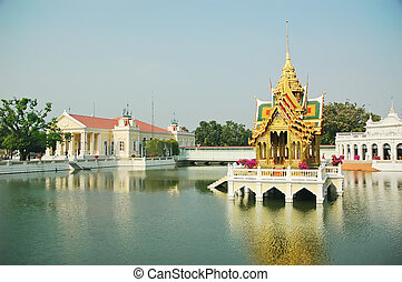 Bang Pa In - Royal summer residence Bang Pa In, Thailand