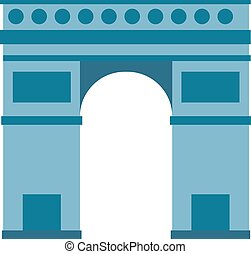 Arc de Triomphe Paris France architecture europe travel...