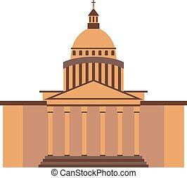 White house Washington DC United States landmark government...