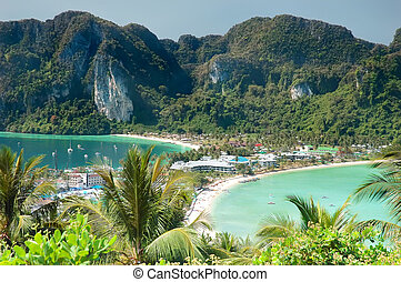 Phi Phi - Island Phi Phi Don, Thailand