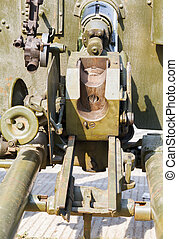 Soviet field gun 45mm - bolt guns Soviet field gun 45mm...