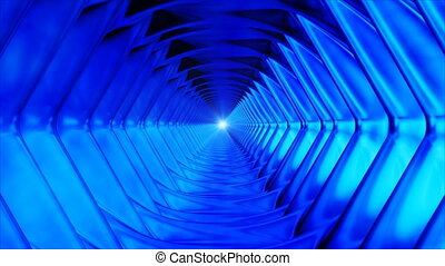 Broadcast Endless Hi-Tech Tunnel 21 - Thank you for choosing...