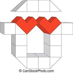 cubes color 17