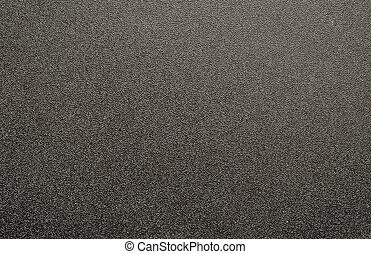 Texture of black plastic