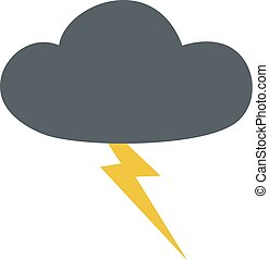 storm symbol - Creative design of storm symbol