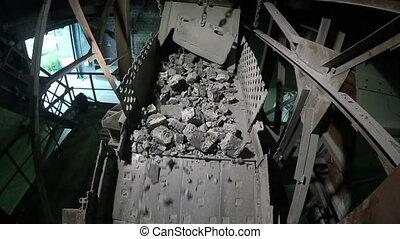 crushing and packing iron - crushing iron ingot and packing...