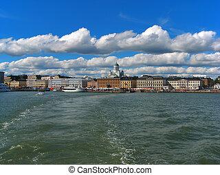 Helsinki, historical center  - Helsinki, historical center
