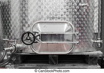 equipment for the production of wine - modern equipment for...