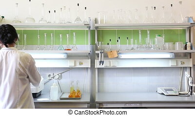 Accelerated analysis in the laboratory