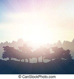 summer pastel background