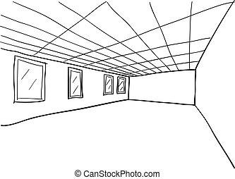 Room Sketch Cutout
