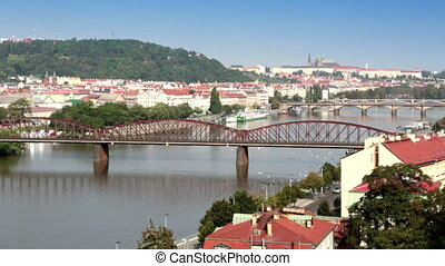 Prague Bridges, the Czech Republic - Prague Bridges the...