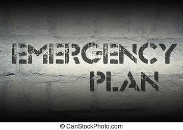 計劃, 緊急事件,  gr