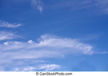 sky covered with clouds