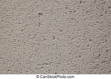 Porous concrete background texture