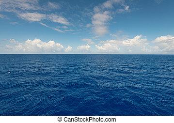 Atlantic Ocean view - A view of the Atlantic Ocean to the...