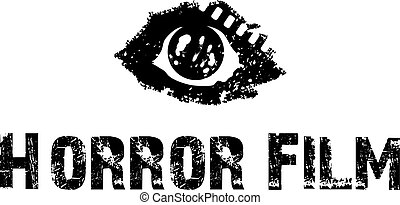 Horror film Vector Clip Art Royalty Free. 240 Horror film clipart ...
