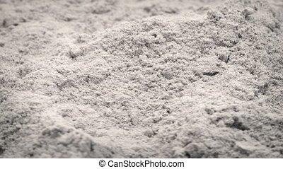 Powder Turning Slowly - Generic powder turning slowly, could...